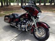 2008 - Harley-Davidson Street Glide Custom Radical